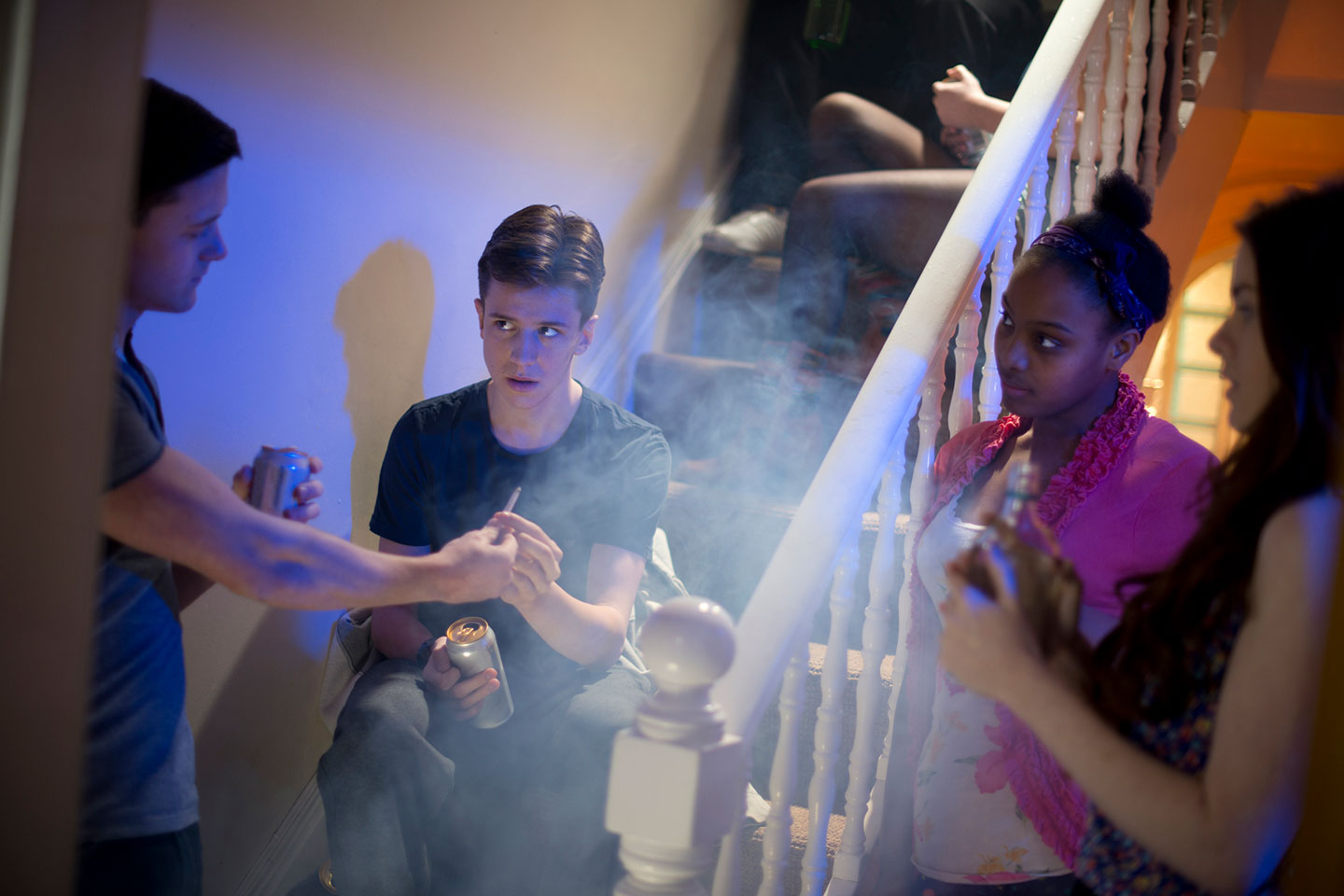 Research Reflection: Understanding why certain teens use cannabis